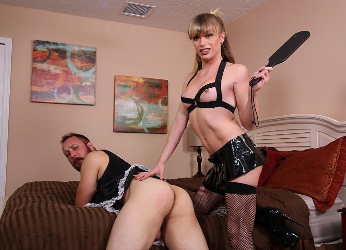 Fetish spanking galeries gay men